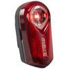 XLC Comp CL-R15 Faretto Nesso rosso/nero